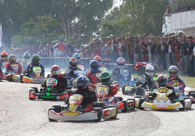 Mas de un Centenar de Karting de PAKO pasaron por Ciudad Evita