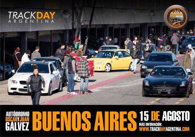 Track Day 2016 Flyers Buenos Aires 15 de Agosto 03