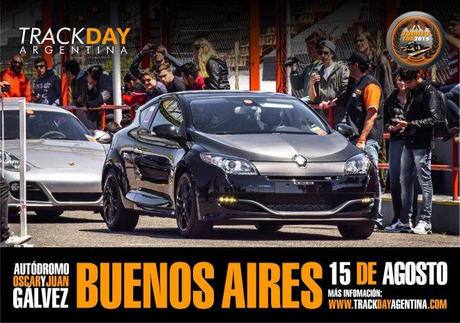 Track Day 2016 Flyers Buenos Aires 15 de Agosto 05