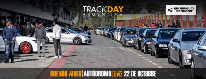 TRACKDAY Argentina 22-10-16 Buenos Aires