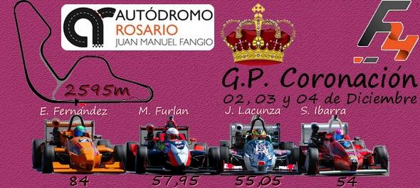 La Formula 4 Nueva Generación define su campeonato '16 en Rosario, vos la seguis on line desde la parte del mundo que elijas. By TIEMPOS